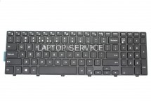 Tastatura notebook Dell Inspiron 15-5000 Black Frame Black