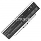 Baterie notebook compatibil Sony VGP-BPS9/S - VAIO VGN-AR71ZU,VGN-CR11H/B 11.1V 4400mAh(Silver w/o CD) (SYBS10SLH)